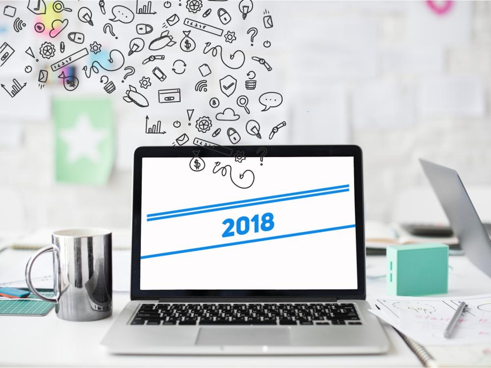 Postanowienia noworoczne 2018
